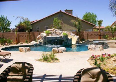 Gilbert grotto swimming pool